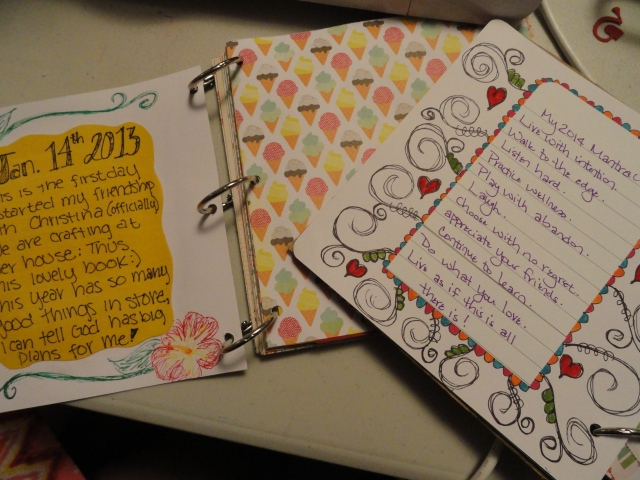Crafting Life Books with Mary