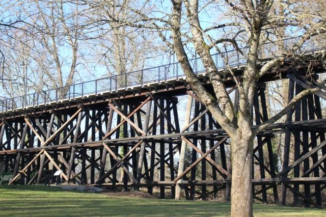 Walking Bridge 10