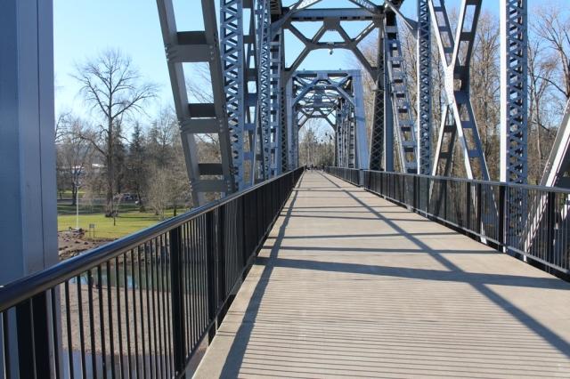 Walking Bridge 14