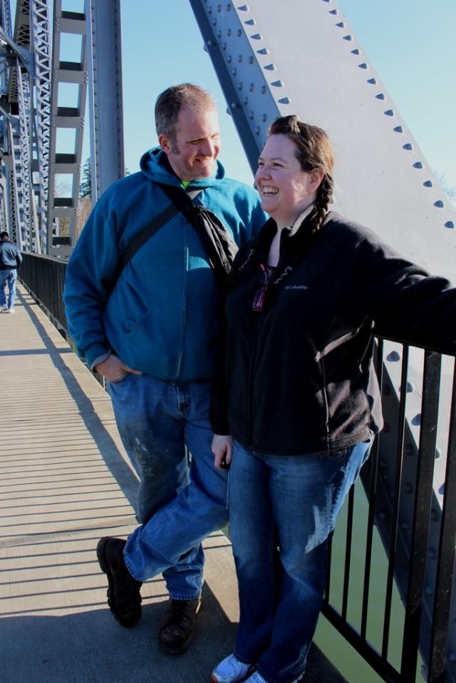 Walking Bridge 15