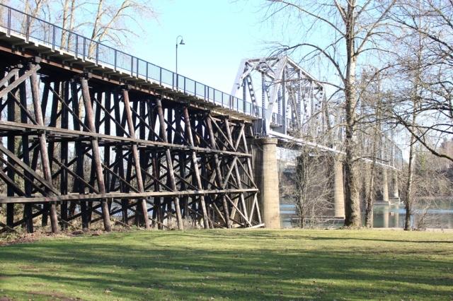 Walking Bridge 6
