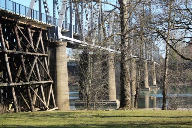 Walking Bridge 7