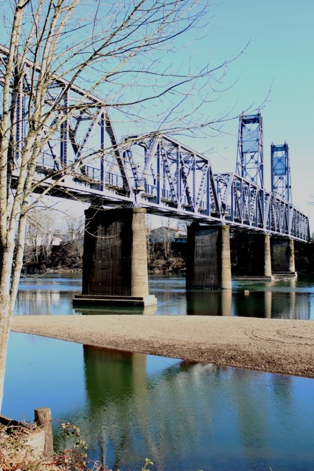Walking Bridge 9